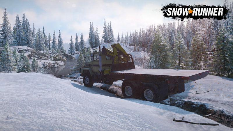 Snowrunner - Blog silnika i grafiki