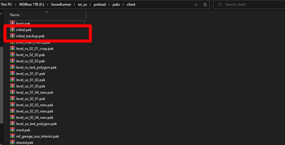 Rusty's Realistic Tweaks 1.02B Mod